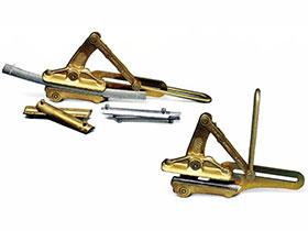 SELF-GRIPPING CLAMPS