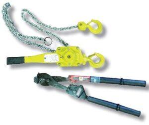 nożyce hydrauliczne, przecinarki