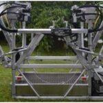 wózek liniowy hydrauliczny