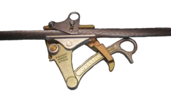 klamra samozaciskowa, self-gripping clamp