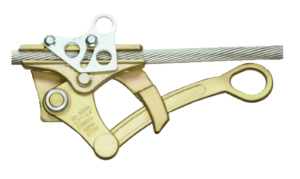 klamra samozaciskowa, self gripping clamp