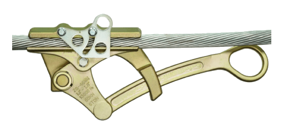 klamry samozaciskowe, self-gripping clamp