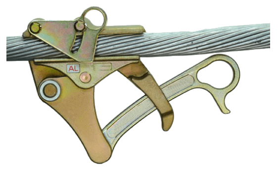 klamra samozaciskowa, self-gripping clamp