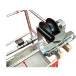 Wózek linowy do podwójnych linii elektrycznych 2