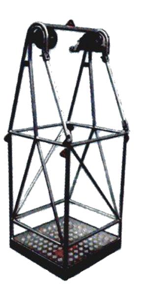 wózek linowy