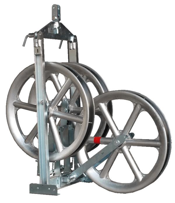 conductors pulley
