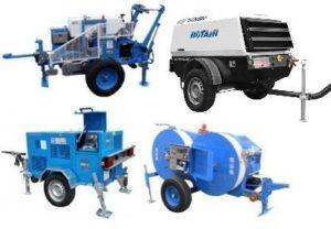 Maszyny hydrauliczne