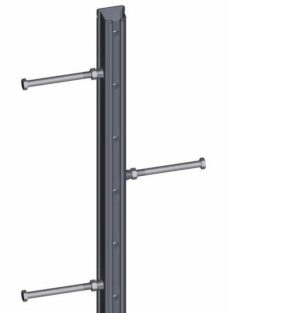 cleat ladder, drabina ze zdejmowalnymi szczeblami