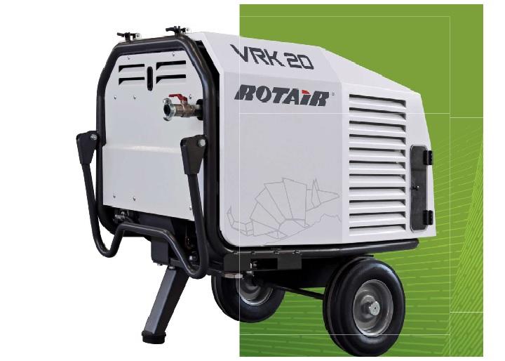 schraubenkompressor, sprężarka przewoźna, portable compressor