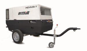 transport kompressor, sprężarka mobilna, mobile compressor, portable compressor