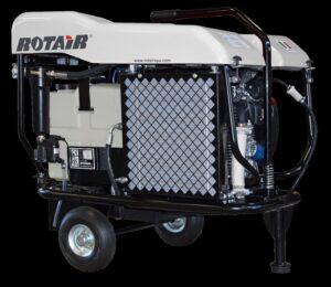 Luftkompressor für Lichtwellenleiter, sprężarka powietrza do światłowodów, portable compressor for fiberoptic
