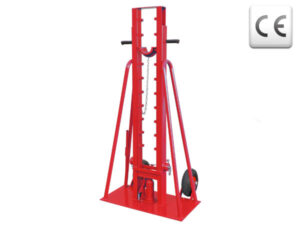 Trommelböcke, reel-stands; stojak kablowy 10 ton